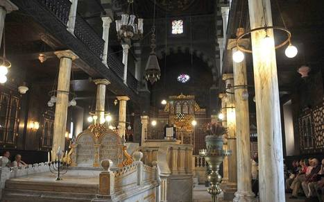 The Synagogue of Ben Ezra in Egypt   Best Egypt Trip   Scoop.it