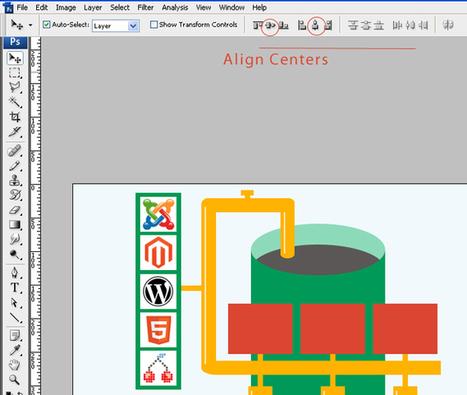Cree su Twitter Cover con la Ayuda de Nuestro Tutorial de Photoshop! (Parte 1) | www.templatemonsterblog.es | Creación y gestión de Aplicaciones Web & Móvil | Scoop.it