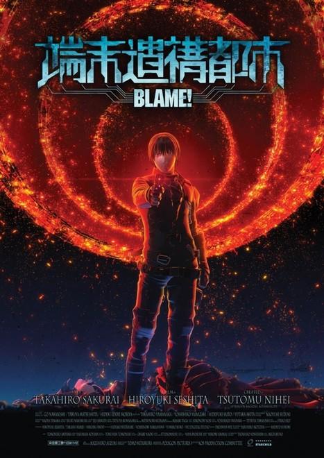 Desvelado el staff para la película de Blame! | Noticias Anime [es] | Scoop.it