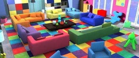 Cinq conseils d'aménagement intérieur pour réveiller l'enfant en vous | IMMOBILIER 2015 | Scoop.it