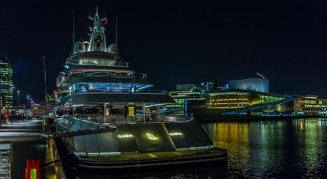 SuperYacht Lady Lara - Alexander Machkevitch - Eurasian Natural Resources | VIP SERVICE Amsterdam™ | Scoop.it