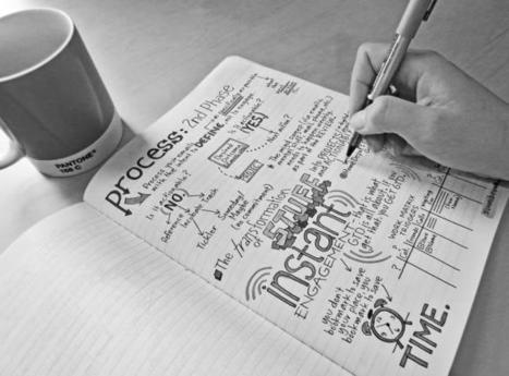 Here's Why, How, And What You Should Doodle To Boost Your Memory And Creativity | Public Relations & Social Media Insight | Scoop.it