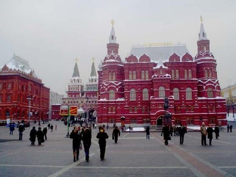 Moscow | Interesting Facts And Places To Visit | Hotels & Vacation Destinations | Scoop.it