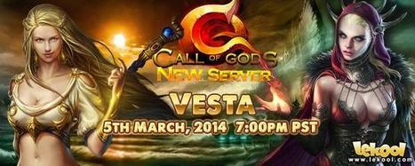 RTS Call of Gods New Server on Lekool | Lekool - Free Online Games Official News | Free Online Games | Scoop.it