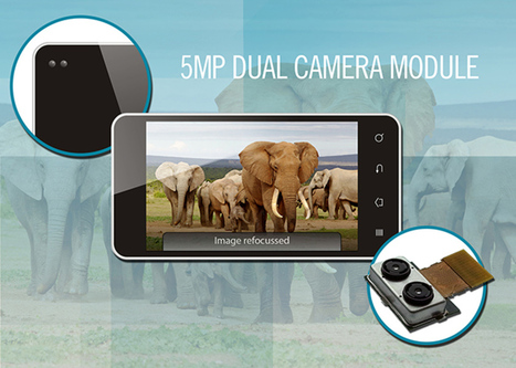 Toshiba is ready to put a Lytro-like camera in your smartphone | tendancesAtester | Scoop.it