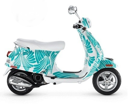 Win A Kate Spade Bedazzled Vespa; Shop The Saks' Sale Two Days Early Online | Everything Pinterest | Scoop.it