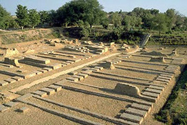 Charleston Voice: Ancient City Found in India, Irradiated from Atomic ... | mystery of the ancient history | Scoop.it