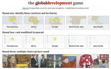 Geography game: how well do you know the world? | Human Geography | Scoop.it