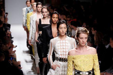 Luxe: Balmain passe sous pavillon qatarien | INTERSTYLEPARIS  Fashion News | Scoop.it