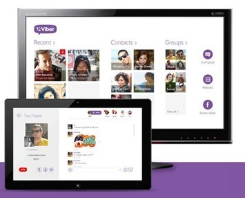 Viber for Bada, iPad, Blackberry & Nokia (Symbian & Java) Free Download | Technology Blogs 2013 | Scoop.it