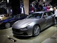 Auto Esporte - Maserati é o destaque do Grupo Fiat no Salão de ...   Teste 02   Scoop.it