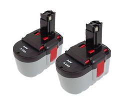 2pcs Batteries for BOSCH 24v 3A SAW 24V,1660B, 2 607 335 561, 2607335561 | Gadget | Scoop.it