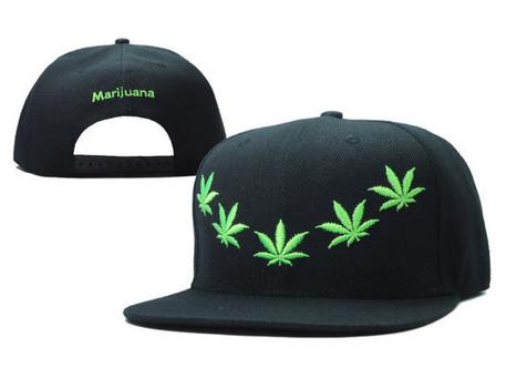 Marijuana Green Weed Snapbacks 1009001 for Sale   Hats   Scoop.it