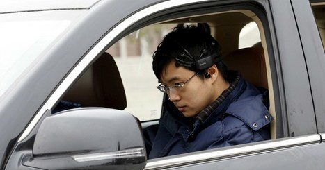 "Chinese researchers unveil brain-powered car | ""green business"" 