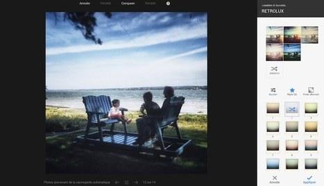 Les fonctionnalités de Snapseed arrivent sur l'éditeur de photo de Google+ | netnavig | Scoop.it