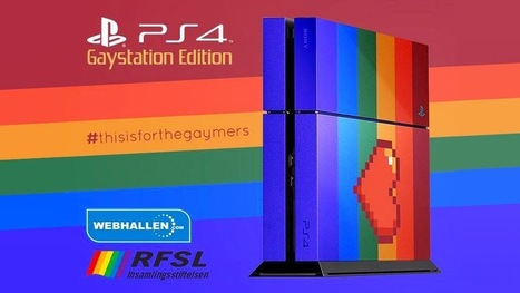 """dGeneralist: The Sony """"Gaystation"""" Scores $4,000 In Aid of LGBTQ 