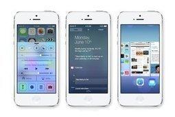 Apple : 7 trucs et astuces pour profiter de l'iOS 7   Telecom et applications mobiles   Scoop.it