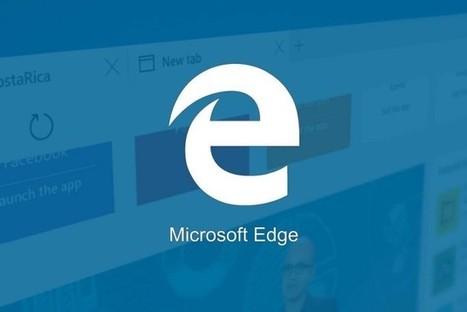 Windows 10 : les extensions pour Edge font enfin leur apparition | L'actualité informatique en vrac | Scoop.it