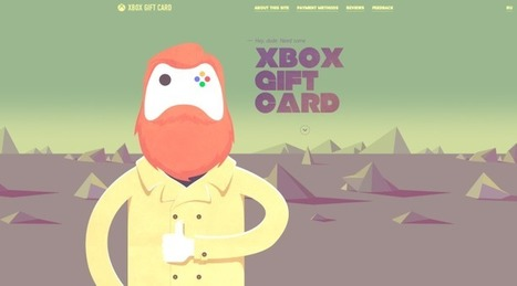 Chase the Greens: 35 Lusciously Green Websites for Inspiration   Webdesign Glance   Scoop.it