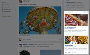 Facebook Begins Rollout of Bigger Right-Hand Column Ads   Digital-News on Scoop.it today   Scoop.it