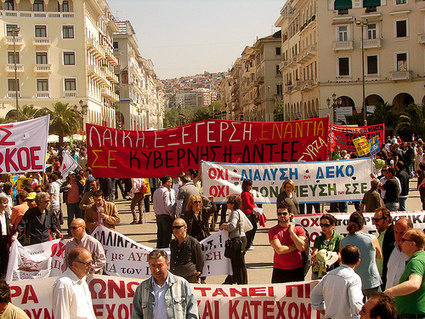 Trade unions and global restructuring: Austerity and Resistance: The politics of labour in the Eurozone crisis. | Mapping Social Network Unionism Worldwide | Scoop.it