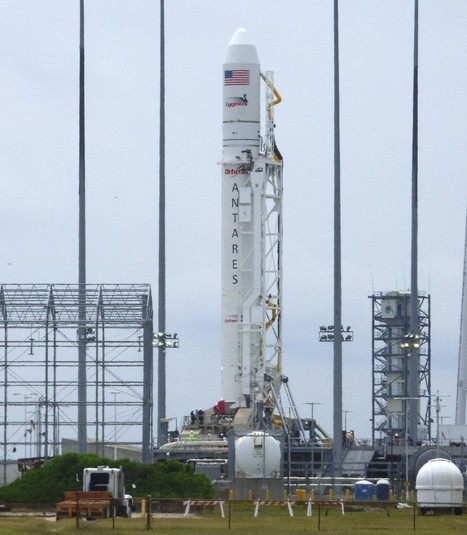 All clear for Sunday's Antares launch | NewSpace Journal | The NewSpace Daily | Scoop.it