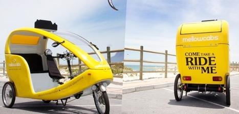 Mellowcabs : des vélos/taxis électriques gratuits qui se financent avec la pub | Vous avez dit Innovation ? | Scoop.it