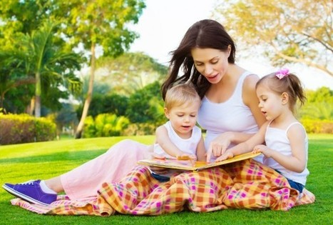 Kids Learn More From Wordless Picture Books Than Picture-Vocabulary Books - RedOrbit   Children's Picture Books   Scoop.it