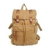 Ideal canvas daypack for travel | personalized canvas messenger bags and backpack | Scoop.it