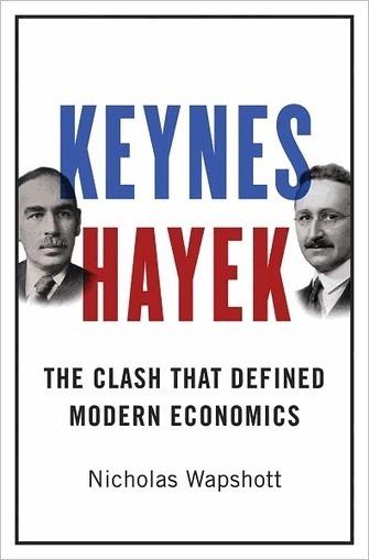 Keynes-Hayek, un duel qui dure depuis 80ans | fin de l'euro et économie | Scoop.it