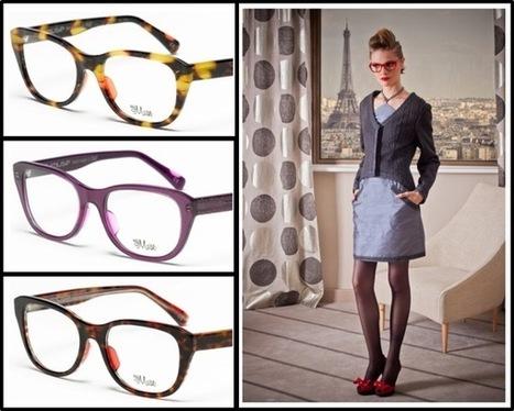 MYMUSE®. L'OPTIQUE AU FEMININ.   Les créateurs de lunettes   Eyewear   Scoop.it