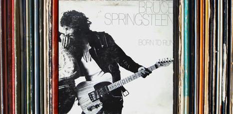 Bruce Springsteen (5), en sueur dans une cabane de plage - Télérama   Bruce Springsteen   Scoop.it