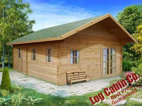 How To Build An Attractive Log Cabin Home? | Garden Adventure Ltd | Scoop.it