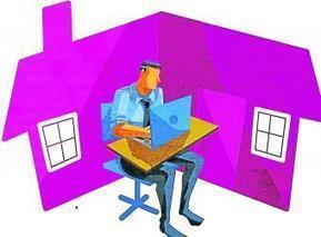 A una de cada diez empresas le gusta el teletrabajo - Portafolio.co   TIC aplicadas a la gestión empresarial   Scoop.it