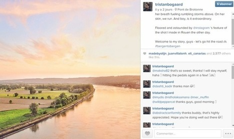 [Image] À Rouen, la photo à un million (de likes) sur Instagram - Normandie-actu | Photos | Scoop.it