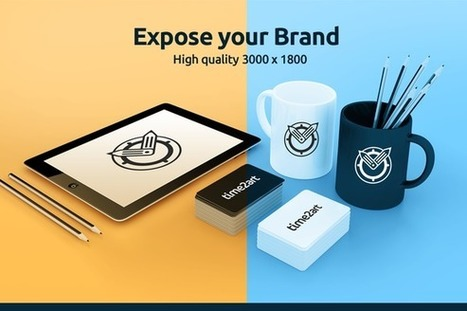 FREEBIE | HQ Branding Material MockUp Set | Design Freebies & Deals | Scoop.it