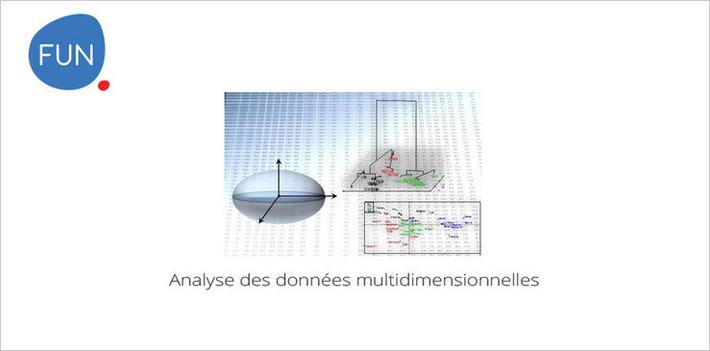 Le MOOC Analyse des données multidimensionnelles commence aujourd'hui | MOOC Francophone | Scoop.it