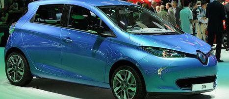 Renault et Nissan ont vendu 100 000 véhicules électriques - TF1 | PS 92 Economie | Scoop.it