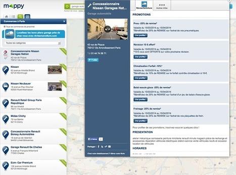 Revisersavoiture.com s'allie à Mappy   Stratégie Web to store   Scoop.it