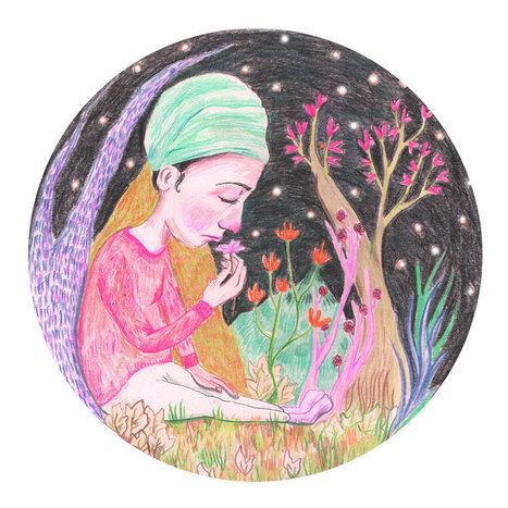 Inside This Sikh Artist's Wonderland Of Spirituality | ☯ Song For A Friend ☯ | Scoop.it