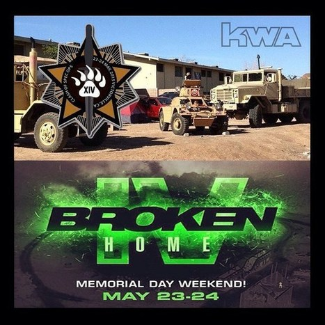 KWA will BE THERE! - 2 Big Events, one great sponsor supporting both! - Facebook | Thumpy's 3D House of Airsoft™ @ Scoop.it | Scoop.it