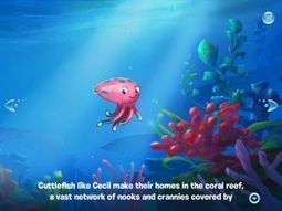 CuddleFish Friends - An underwater story of friendship - App Review - | Family Friendly Apps | Scoop.it