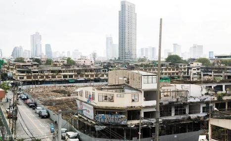 Bangkok's disappearing communities in the face of rapid urban development | IB Geography ISB | Scoop.it