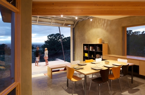Strawbale Getaway | sustainable architecture | Scoop.it