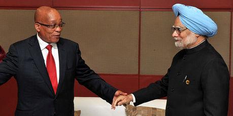 Le projet de banque de développement des Brics cale sur son financement | BRICS2 | Scoop.it