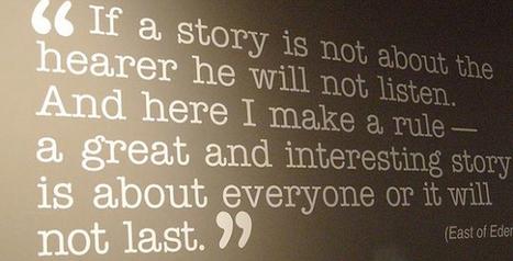 StorytellingMatters - Vijf onmisbare trends voor storytelling in 2013 | Storytelling voor communicatieadviseurs | Scoop.it