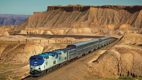 38 photos that show how darn romantic it can still be to ride a train around the US - Business Insider | Railway anthology | Scoop.it