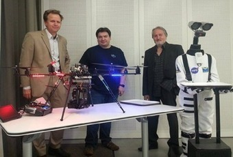 Robotique : le futur, c'est maintenant | Robotique | Scoop.it
