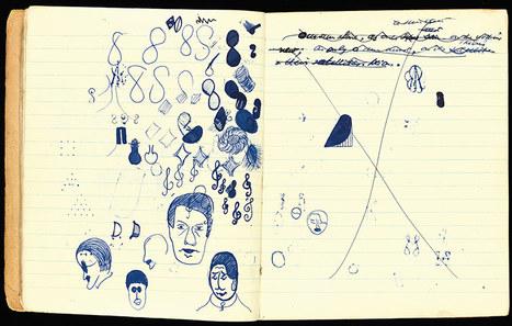 Samuel Beckett's working manuscript for Murphy - in pictures | Poesie, Kunst, Literatur, Spiel, Fluxus, Netzliteratur, Medienkunst, Netzkunst | Scoop.it