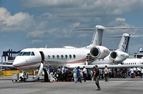 Gulfstream announces 60-plane deal for China - DigitalJournal.com   Aerospace & Avionics   Scoop.it